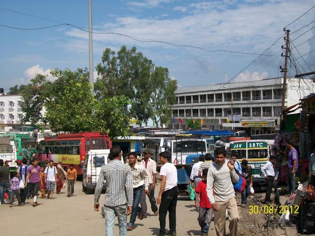 कटरा का बस स्थानक