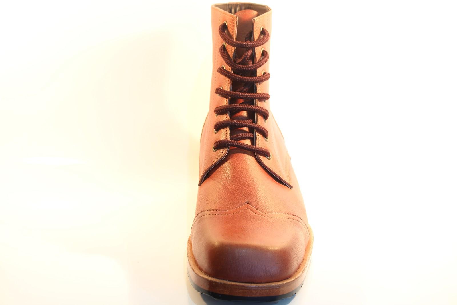 Midsole Tech Boot 1 Elevator Shoes