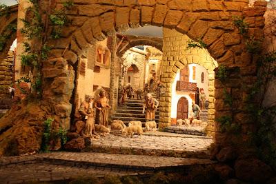 Belenes de los hermanos de san juan de dios diciembre 2012 - Portales de belen originales ...