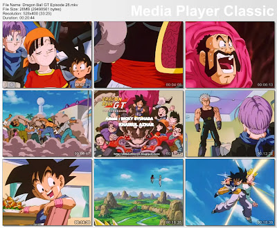 Download Film / Anime Dragon Ball GT Episode 28 Bahasa Indonesia