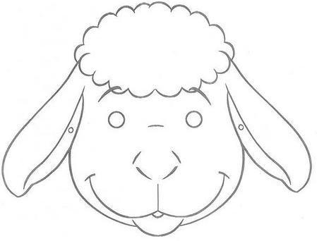 Acción conjunta de los pueblos del sur de Madrid para las fiestas. Careta+animales+oveja