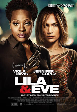 Lila & Eve 2015 poster