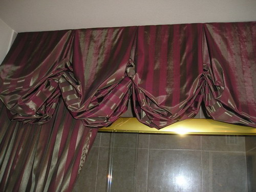 Choosing the best Shower Valances that Coordinates with