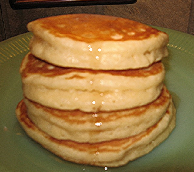 The Domestic Curator: MY PINTEREST PANCAKES
