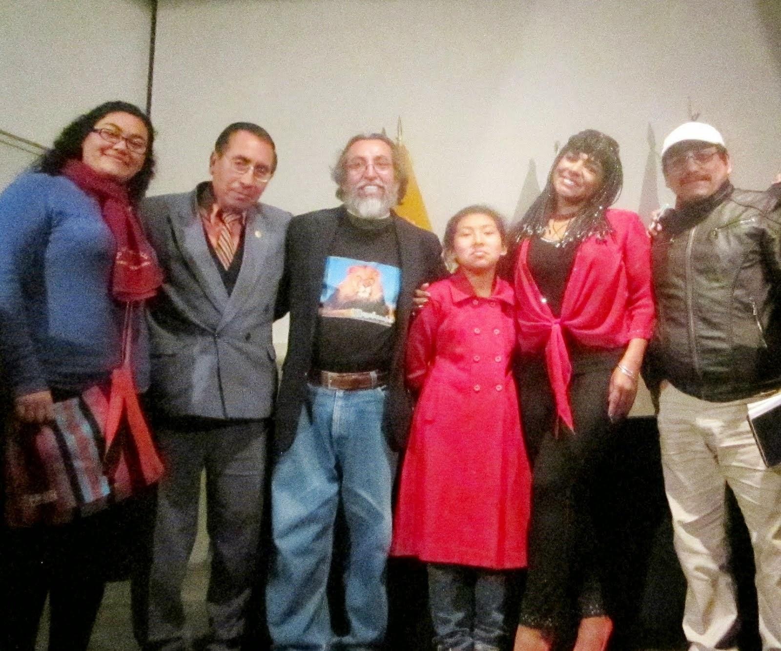 Noche de Poesía en Jesús María-Lima
