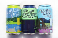 Crazy Mountain Brewing cans