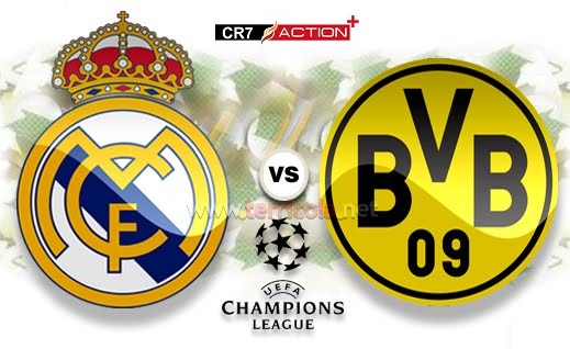 real madrid bvb