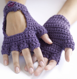 Driving Gloves Knitting Pattern : Miss Julias Patterns: Free Patterns - 50+ Gloves Mittens ...