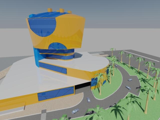 D I A Studio Perancangan Arsitektur Iv