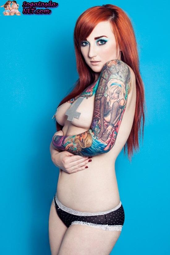Delicinhas do Sogatasdanet  #10 - Tatuadas - foto 16