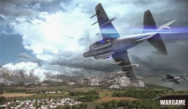 WARGAME Airland Battle PC Game Free Download