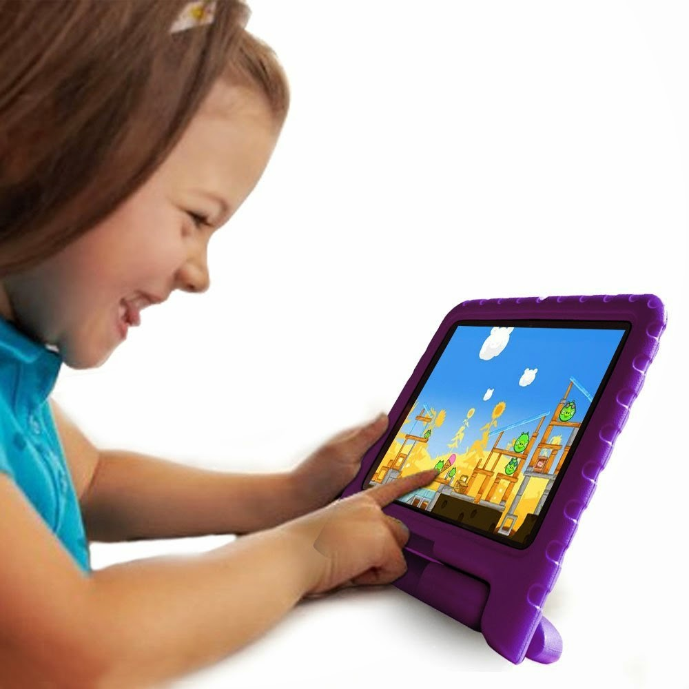 7 Dampak Buruk Penggunaan Tablet Pada Anak