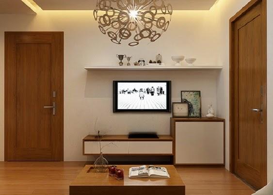 Nội thất hiện đại trong căn hộ chung cư mini giá rẻ Mễ Trì Hạ