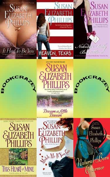 Chicago Stars Series - Susan Elizabeth Phillips
