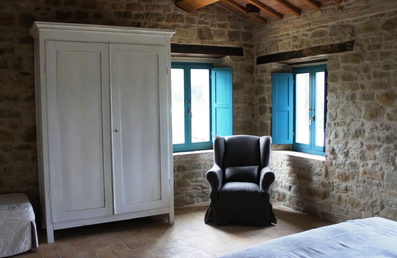 Fattoria fontegeloni i nuovi appartamenti new apartments for Letto stile fattoria