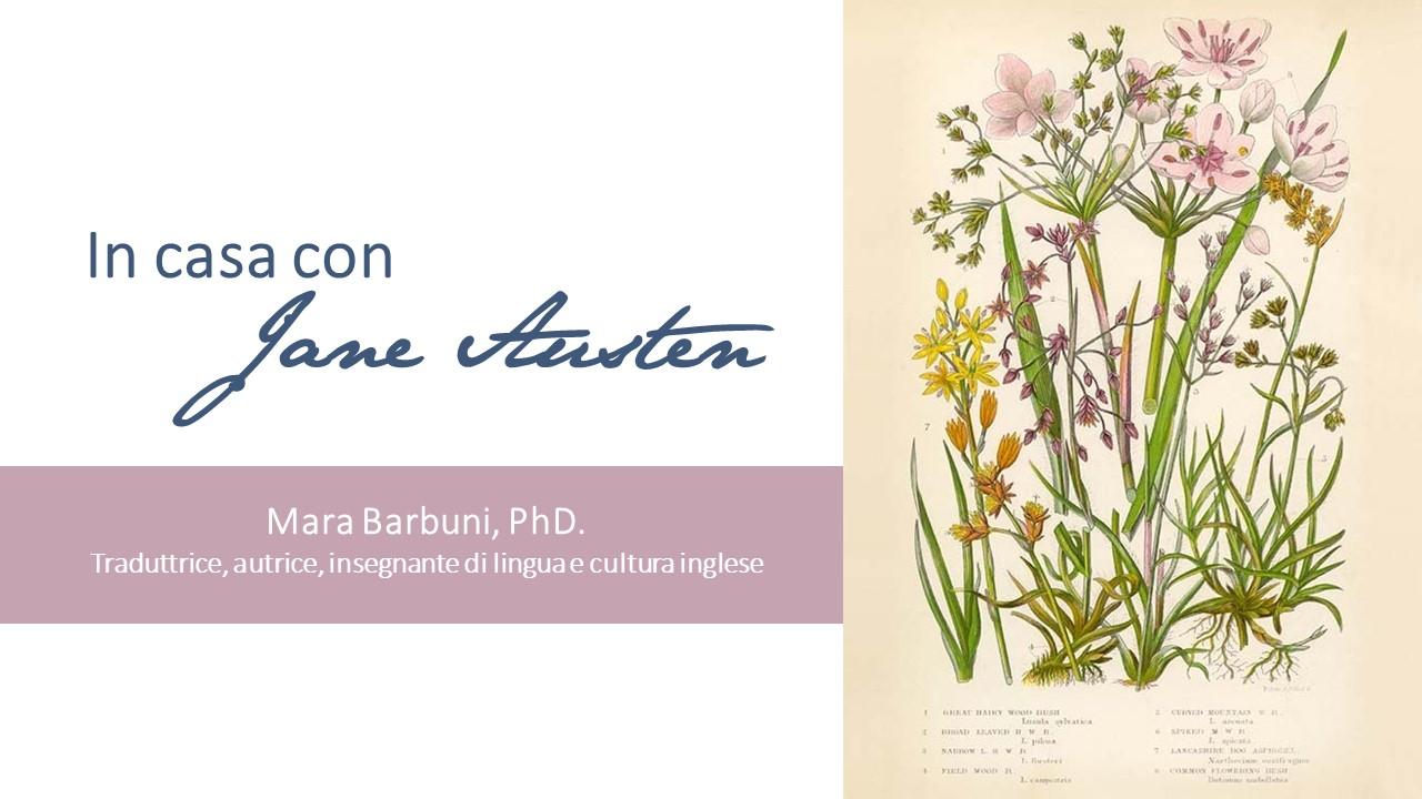 Webinar: In casa con Jane Austen