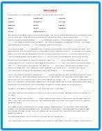 Mel's Diner Worksheet - PDF Link