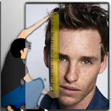 What is Eddie Redmayne Height?