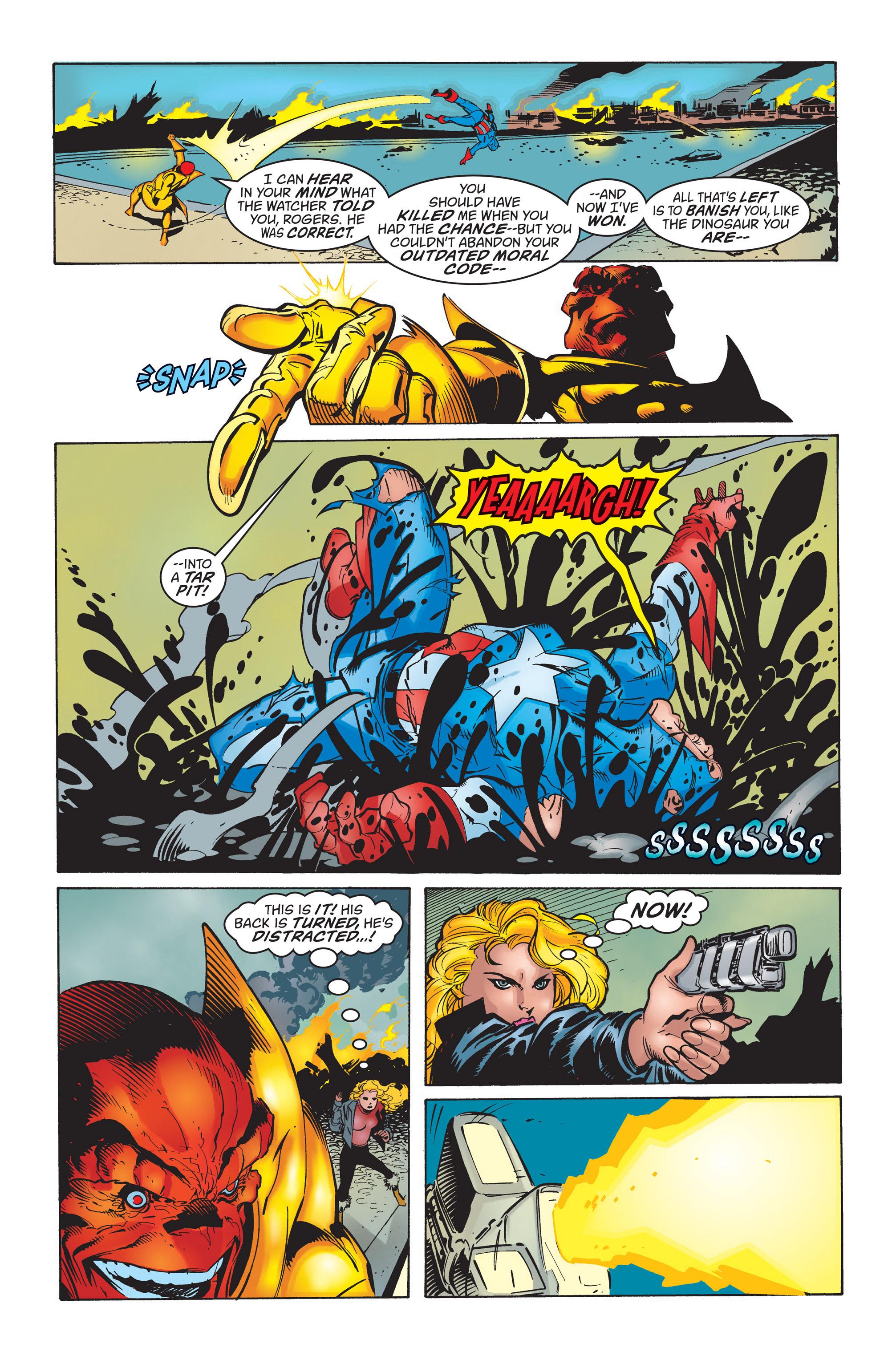 Captain America (1998) Issue #17 #23 - English 10