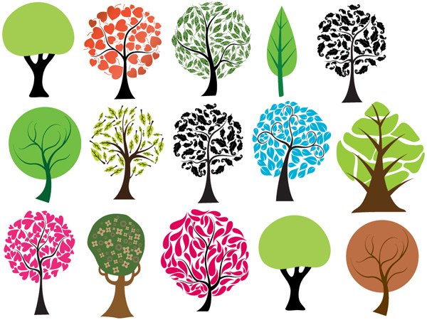 Trees illustration png