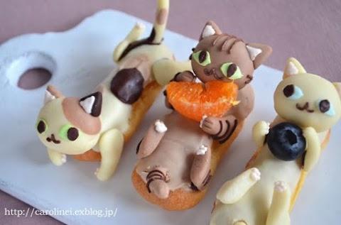 Kucing Comel Untuk Di Makan