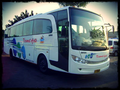 Royal Coach New Travego Kramat Djati