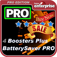 BOOSTERS PLUS BATTERYSAVER PRO Android