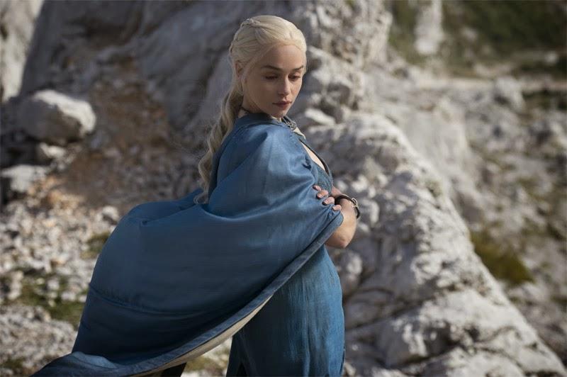 khaleesi - Juego de Tronos cuarta temporada