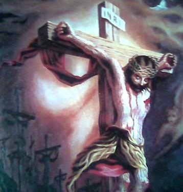 Imagen de Jesús, Nuestro Señor en la Cruz