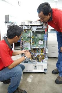 Sửa máy photocopy hàng đầu Hải Phòng