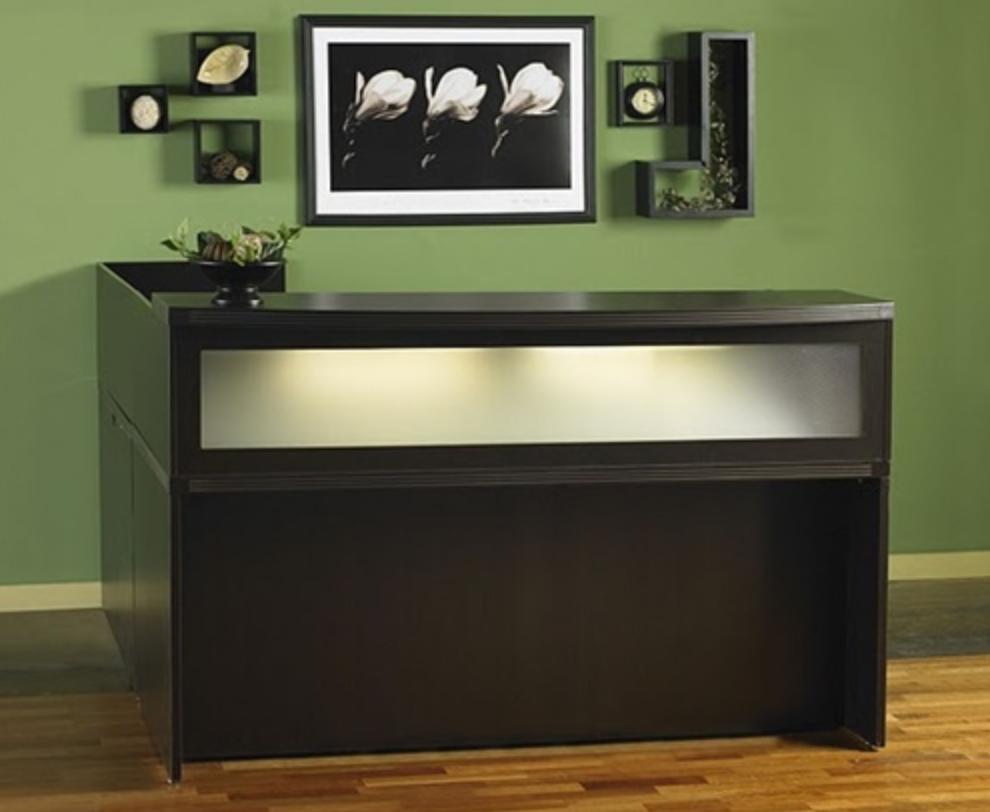 Mayline Aberdeen Reception Desk