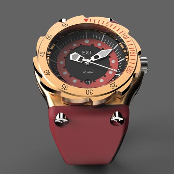All best watches ext tico diver bronze cu7sn6 - Bronze dive watch ...