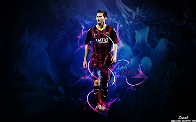 messi wallpaper