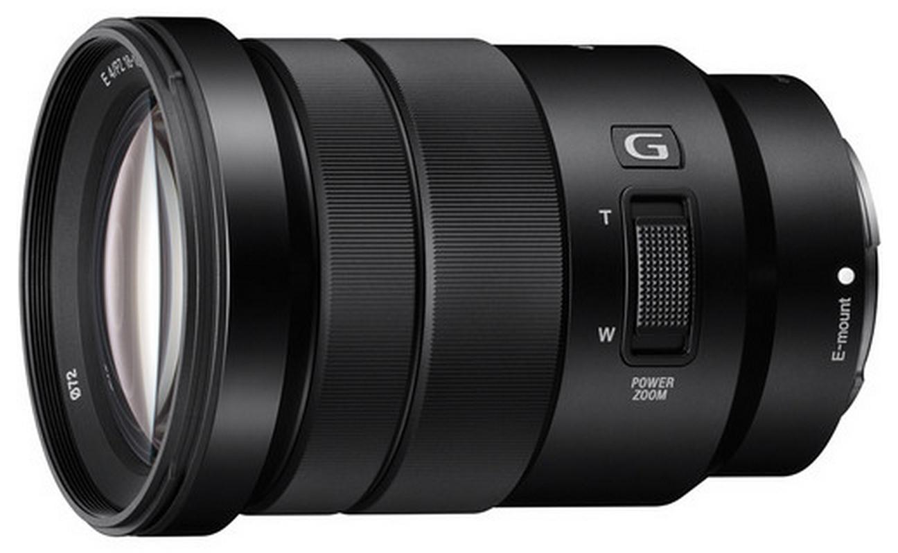 Sony 18-105mm f/4 с разъемом E mount