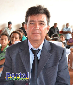 VEREADOR PEDRO DO CACAU (DEM,337 VOTOS)