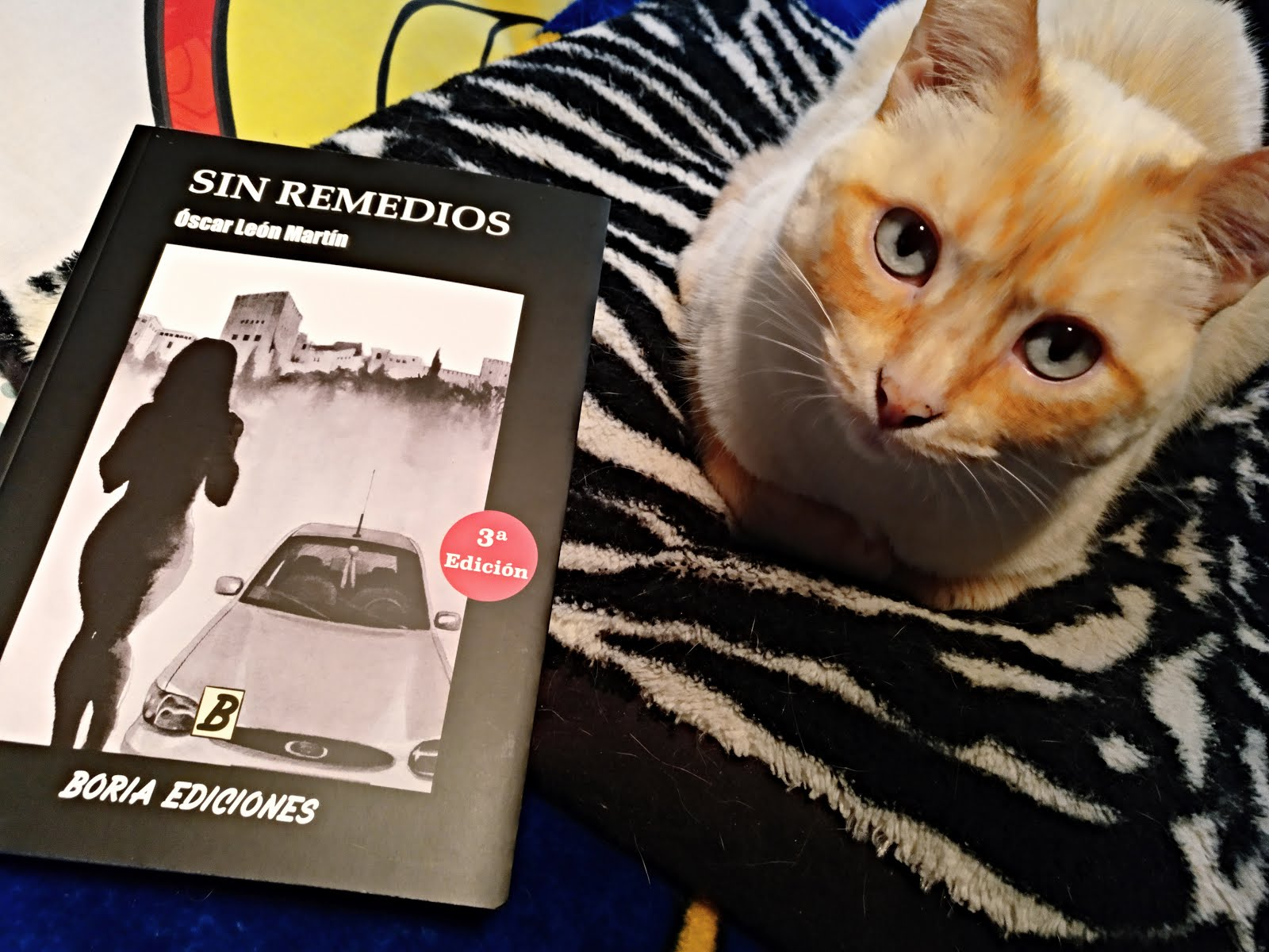 *Sin Remedios* By Óscar León Martín