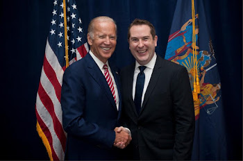Lewis County's McGrath Aflutter Over Meeting VP Biden Last Week