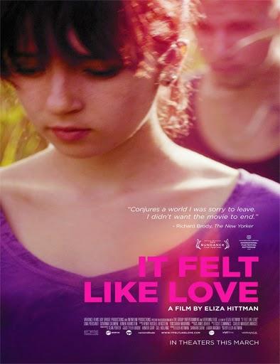 Ver It Felt Like Love (2013) Online