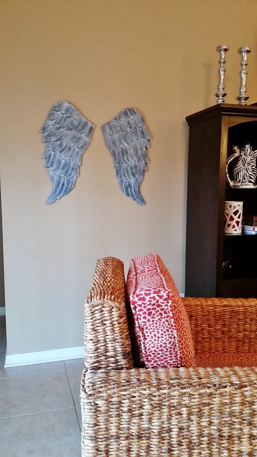 zinc angel wings