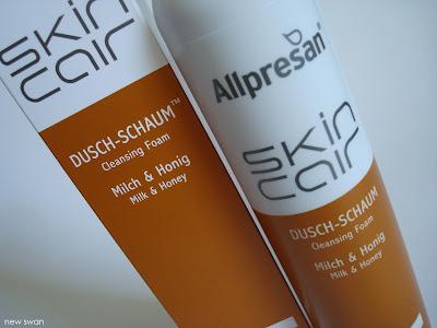 "Allpresan - SkinCair ""Milch & Honig"""