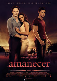 La saga Crepsculo: Amanecer - Parte 1 (2011)