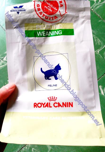 Royal Canin Weaning pienso para cachorros