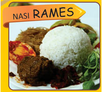 Nasi Rames Nikmat