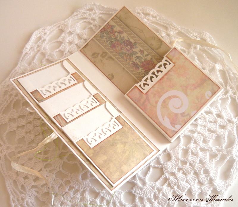Конверт для шоколада своими руками 37