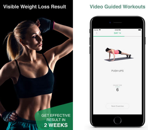 Fitness App of the Week - 30 Day Weight Loss Challenge