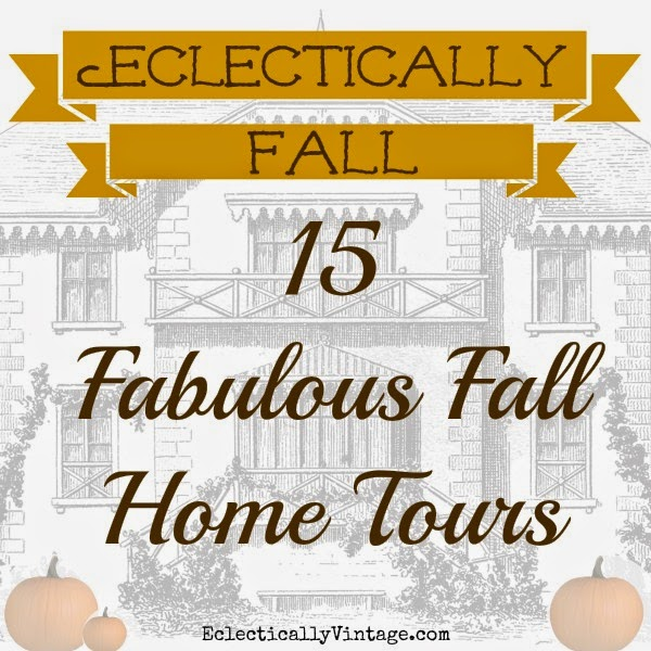 fall tour of homes