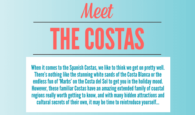 Meet the Costas