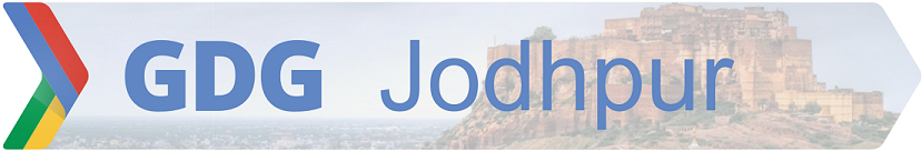 Google Developers Group Jodhpur