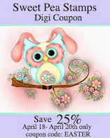 Digi Coupon at Sweet Pea