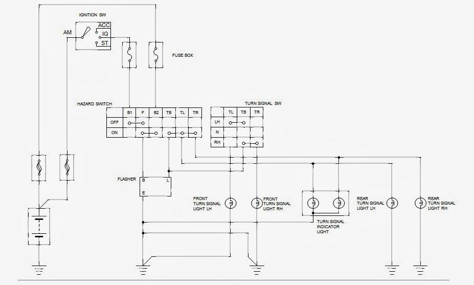 Wiring Diagram Toyota Kijang 5k : Wiring diagram toyota kijang efi choice image